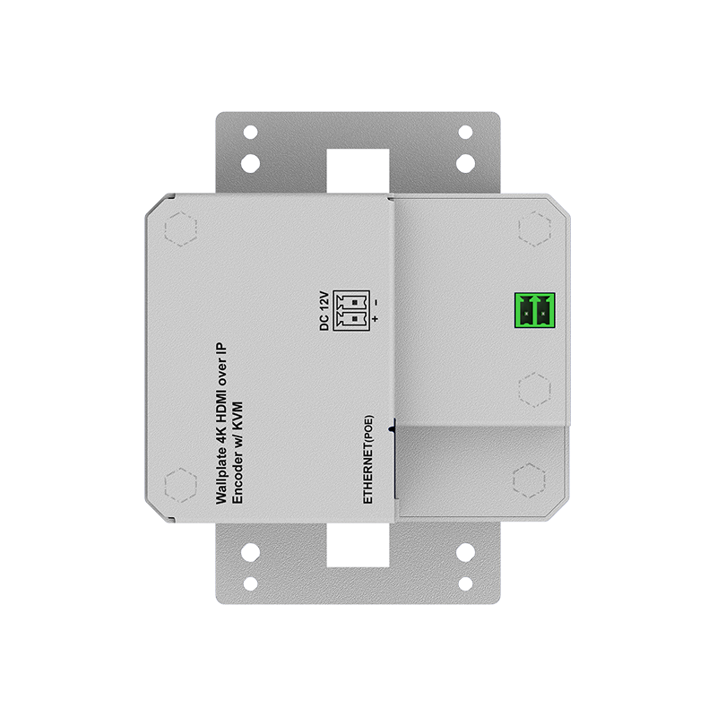 Pixelfly 4K30 HDMI over IP wallplate encoder