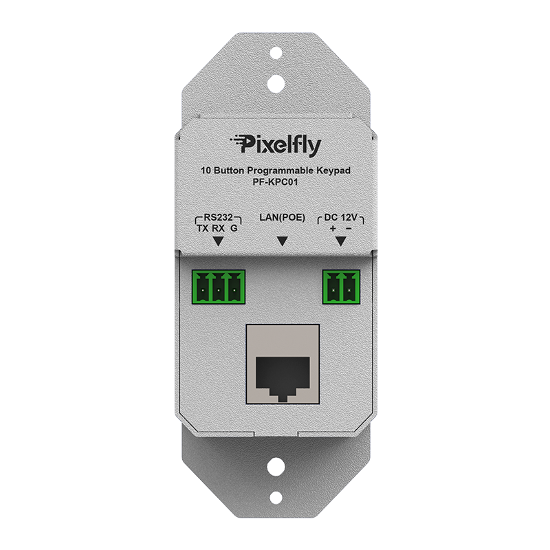 Pixelfly 10- Button Keypad Controller